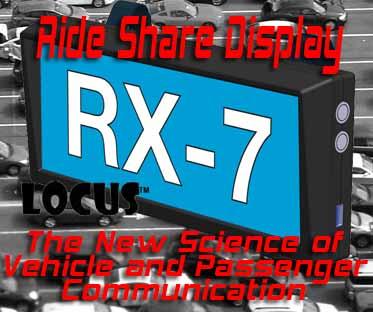 Ride Share Display - TJ Strategies